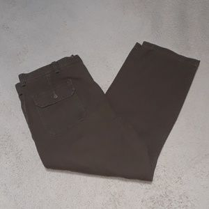 Dockers Mobile Cargo Flat Front Relaxed Fit 44x32